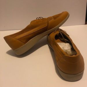 Johnny Famous Brown Suede Shoes Like Bally Siesta